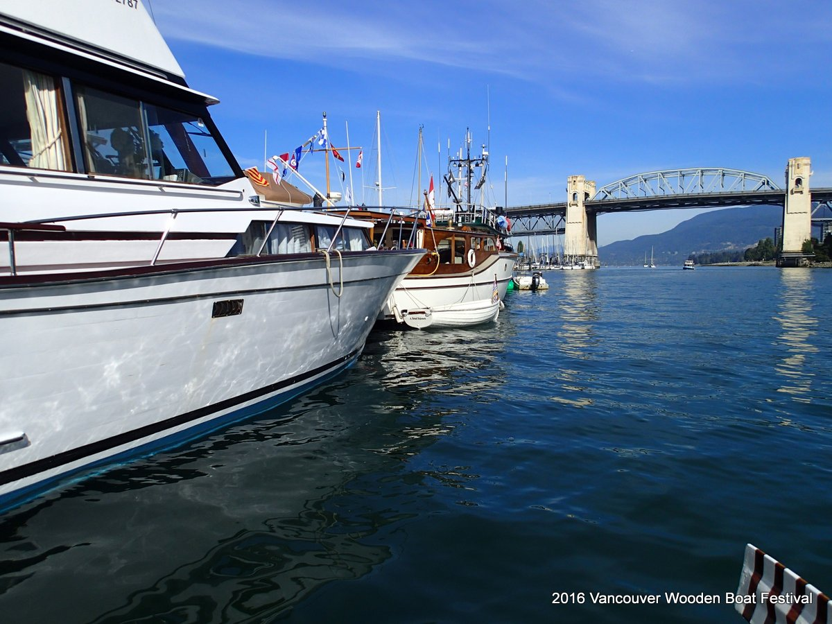 The Vancouver Wooden Boat Society