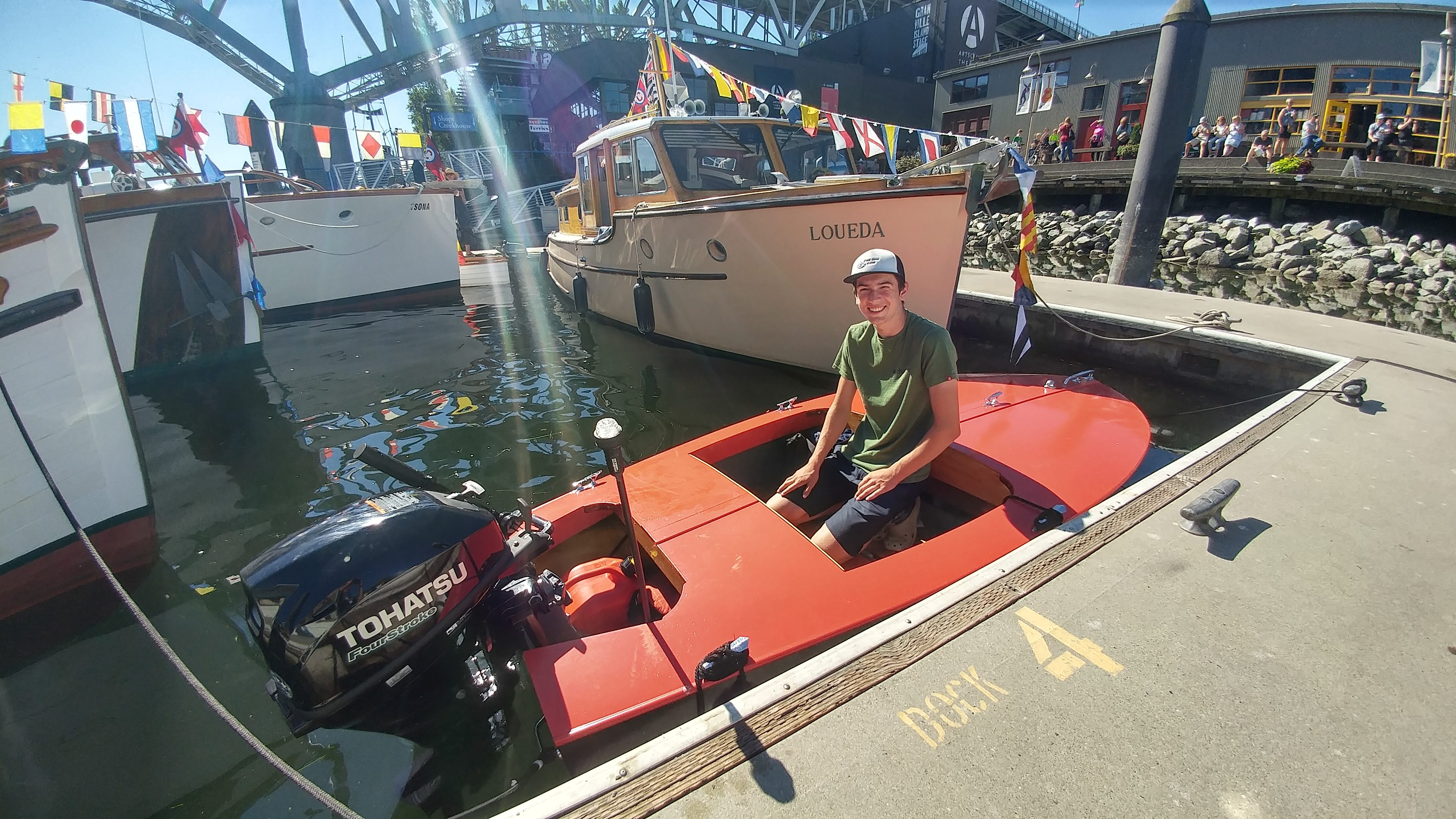 2017 Awards The Vancouver Wooden Boat Societythe Vancouver Wooden
